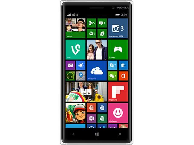 Nokia Lumia 830 Black 3G 4G LTE Quad-Core 1.2GHz Unlocked Cell phone