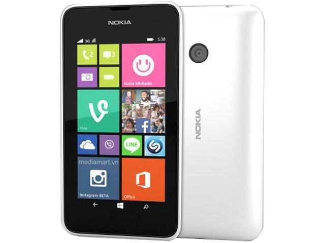 Nokia Lumia 530 Quad-Core 1.2GHz T-Mobile Cell Phone