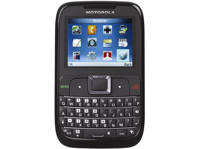Motorola MOTOGO! EX431G Tracfone Qwerty Phone