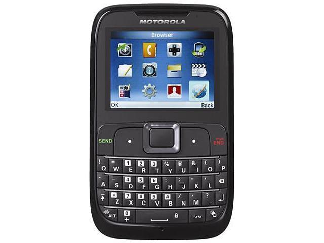 Motorola MOTOGO! EX431Gwith 600 Minutes (200 Minute Airtime Card) & Triple Minutes for Life