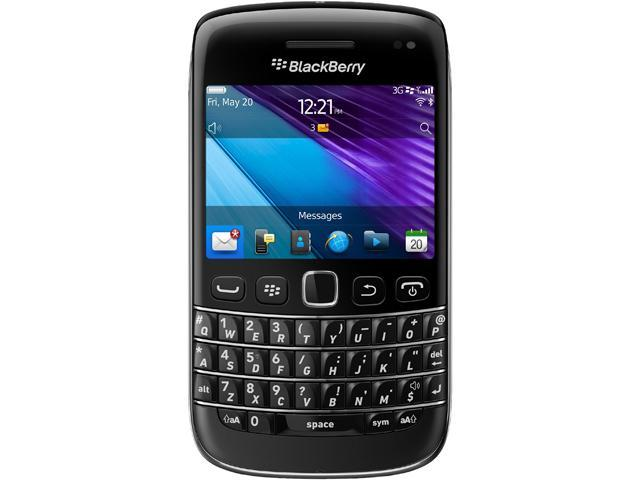 BlackBerry Bold 9790 Black 3G 1.0GHz 8GB Unlocked Cell Phone