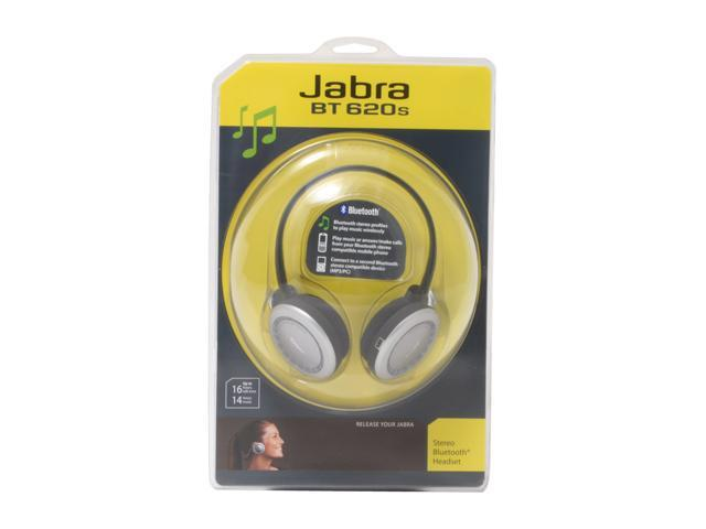 Jabra BT620 Bluetooth stereo headset for mobile phones, and other Bluetooth devices.