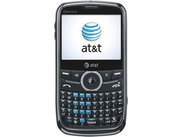 PANTECH Link P7040 Wine/Black Unlocked GSM QWERTY Cell Phone