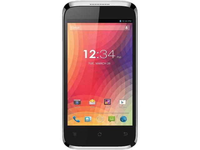 Blu Star 4.0 S410a Black 3G Dual-Core 1.3GHz Unlocked GSM Android Cell Phone