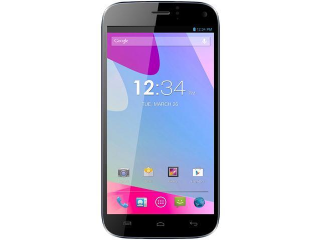 Blu Life One X L132L Blue 3G Quad-Core 1.5GHz 16GB Unlocked GSM Dual-SIM Android Cell Phone