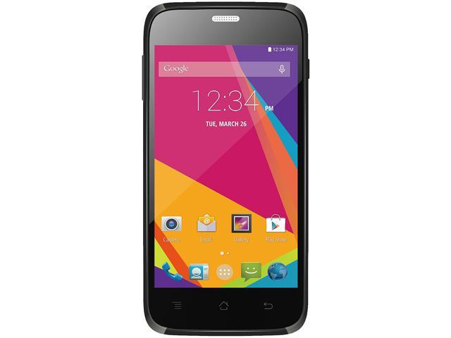 Blu Studio 5.0 HD LTE Y534Q Black 3G 4G LTE Quad-Core 1.2GHz 8GB Unlocked GSM 4G Cell Phone