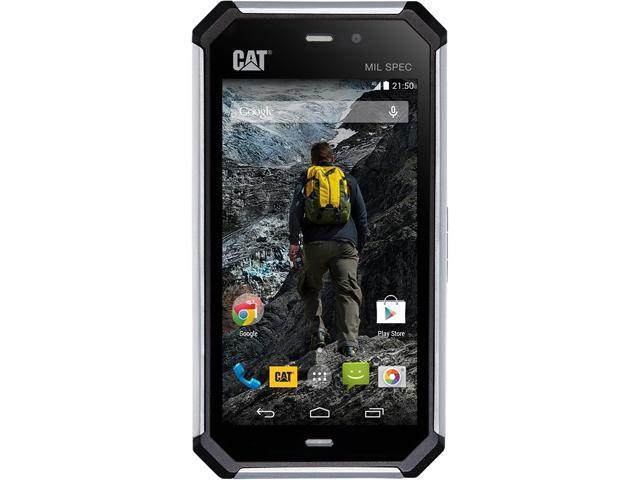 CAT S50 Black Quad-Core 1.2GHz 8GB Unlocked GSM Military Grade + IP67 Phone