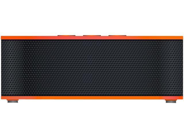 URGE Basics UG-SBPLUS-ORG Orange SOUNDBRICK PLUS Bluetooth & NFC Compatible Speaker