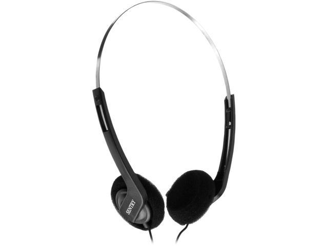 Sentry 3.5mm Lightweight Digital Stereo Headphones HO415