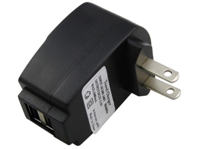 Insten 2 Port USB Travel Charger Adapter Compatible with HTC One M7, Black