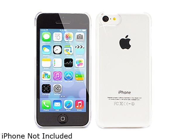 The Joy Factory Alton Clear Ultra-Slim Hardshell Case for iPhone 5C CSD201