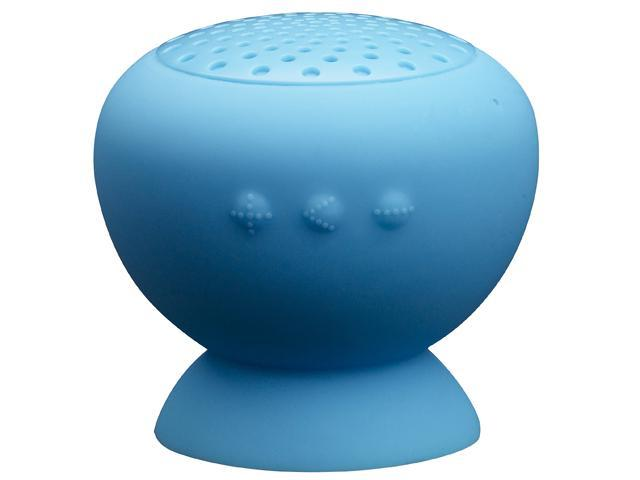 DIGIX BT-100 Blue miniBOOM Speaker with Microphone and Volume Control