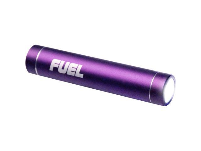 Patriot Memory FUEL Active Purple 2000 mAh Mobile Rechargeable Battery with LED Flashlight PCPA20001PP