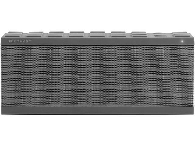 Amethyst Innovations M175GR Gray Brick 3.0 Bluetooth Speaker