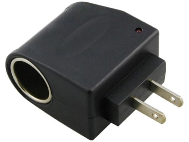 Insten Wall to Car Cigarette Adapter Compatible with Samsung Galaxy S3 SIII i9300 i9500 S4 SIV