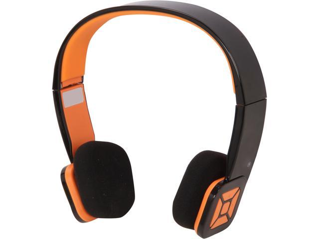 Eagle ET-ARHP200BF-BO Black/Orange Foldable Bluetooth Stereo Headset
