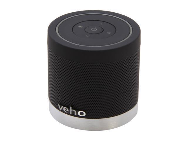 Veho VSS-009-360BT Black 360° M4 Bluetooth Wireless Speaker