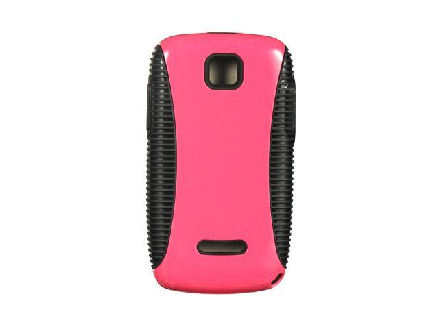 Motorola Theory Black TPU with Hot Pink PC Candy Case