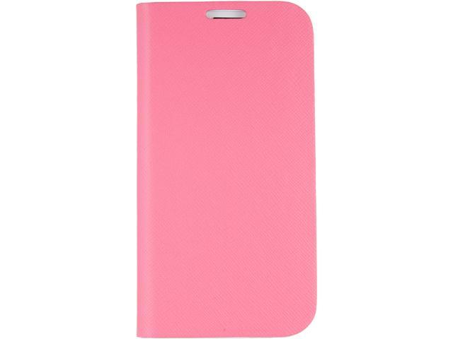 ANYMODE Pink Diary Case Saffiano For Samsung Galaxy S4 BRDC000NPK