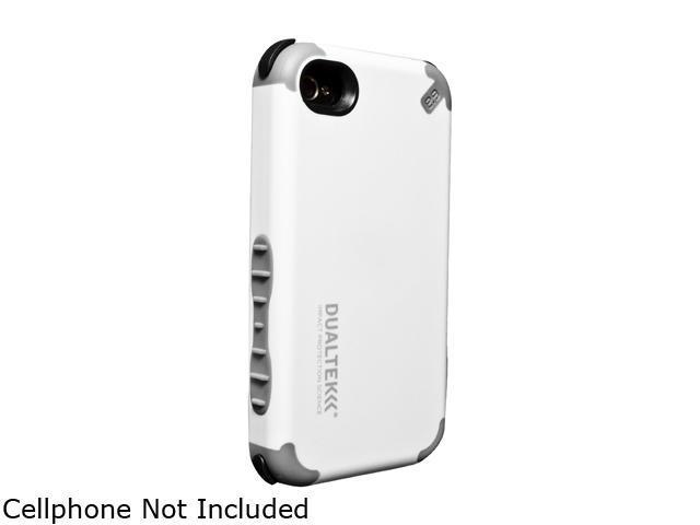 PureGear White DualTek iPhone Case 02-001-01378