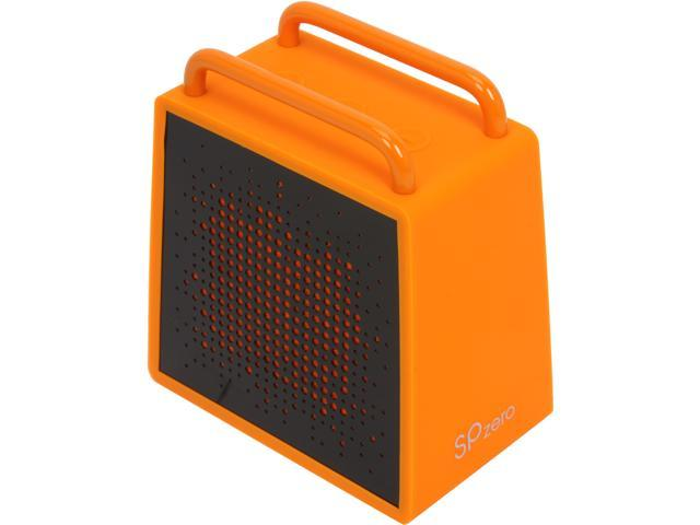 Antec SP zero ORG Orange Bluetooth Portable Speaker