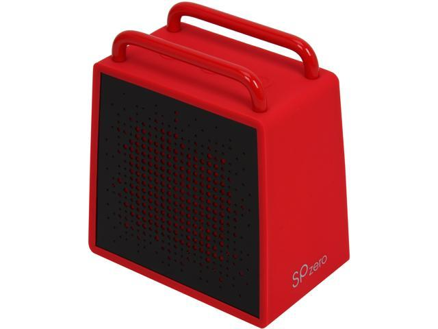 Antec SP zero RED Red Bluetooth Portable Speaker