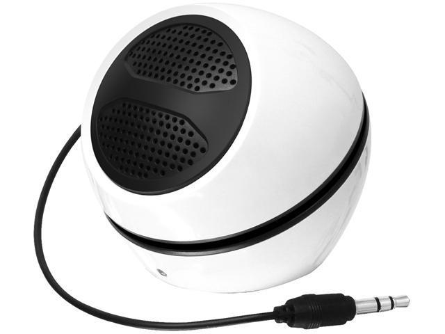 Aluratek APS02F Bump Portable Bluetooth Speaker w/ Built-In Rechargeable Battery