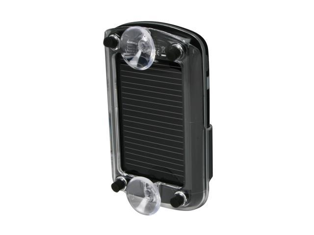 IOGEAR Solar Bluetooth Hands-Free Car Kit w/ Crystal Clear Sound & Up To 13 Hours Talk Time (GBHFK231)