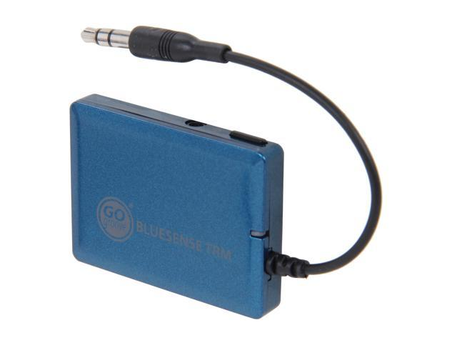 GOgroove BlueSENSE TRM Transmitter Adapter for MP3 Players, Tablets, Laptops, Desktops, Home Theater and More 3.5mm Media Devices