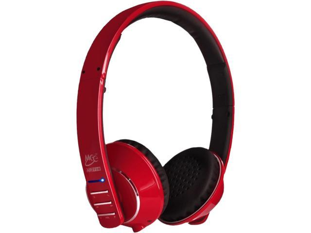 MEElectronics Air-Fi AF32 Red Bluetooth Cell Phone Accessories