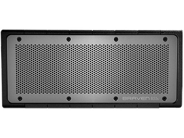 Braven 855s Black Portable Wireless Speaker -