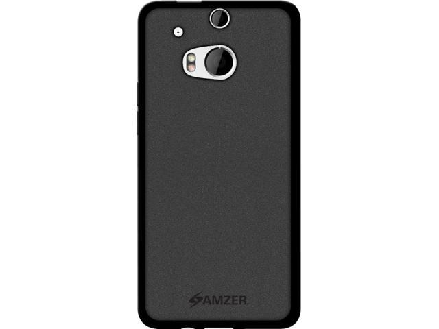 Amzer Pudding TPU Case - Black for HTC One 2 M8