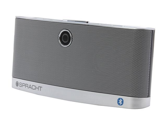 Spracht Aura BluNote Portable Wireless Speaker System with Bluetooth A2DP Stream Music Wirelessly (WS-4010)