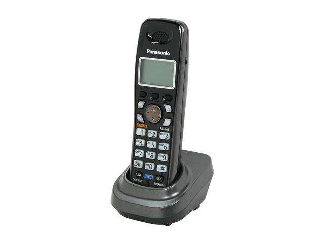Panasonic KX-TGA939T 1.9 GHz DECT 6.0 Additional Digital Cordless Handset for the KX-TG939 Series