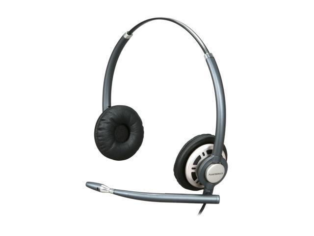 Plantronics 78714-01 HW301N EncorePro Binaural Headset