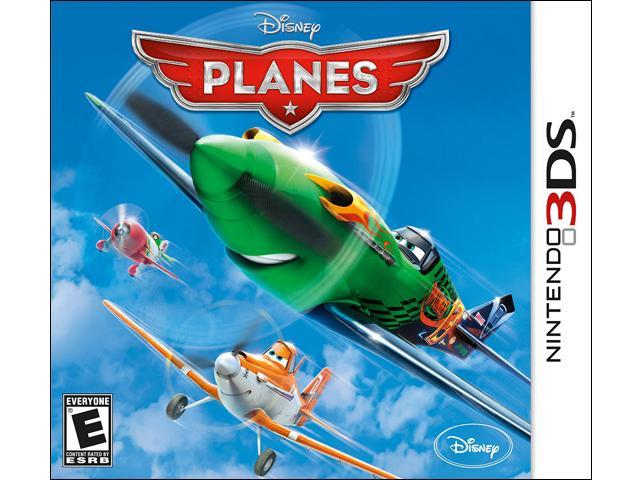 Planes Nintendo 3DS Game