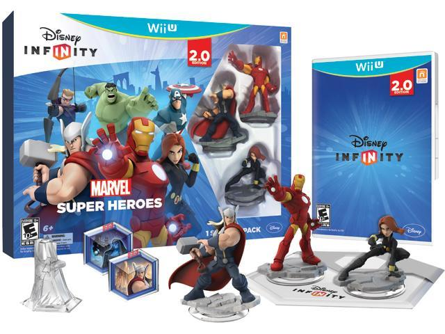 Disney INFINITY: Marvel Super Heroes (2.0 Edition) Wii U