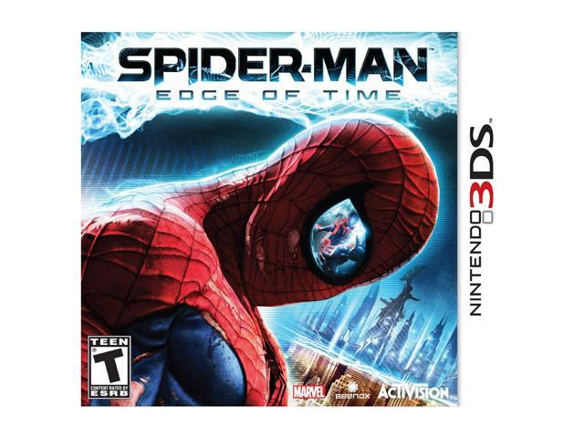 Spider-Man: Edge of Time Nintendo 3DS Game