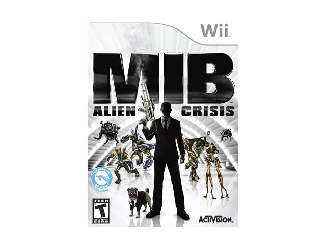 Men in Black 3 Wii Game