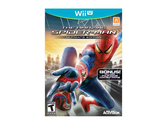 The Amazing Spider-Man Wii U Game