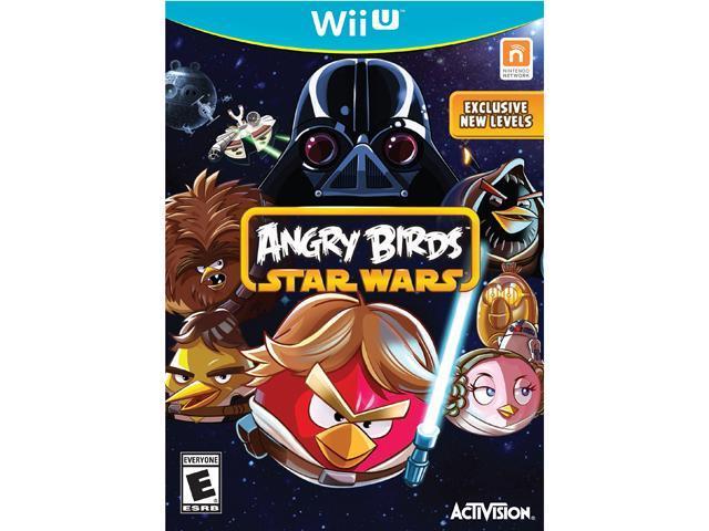 Angry Birds Star Wars Nintendo Wii U