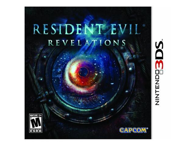 Resident Evil Revelations 3DS Nintendo 3DS Game