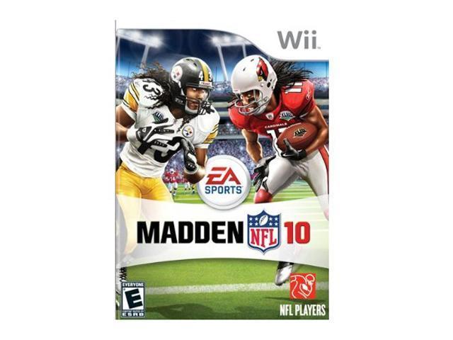 Madden 2010 Wii Game