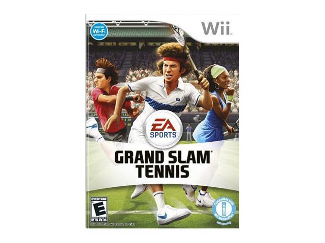 EA Sports grand Slam Tennis Wii Game