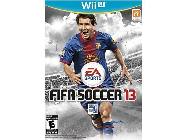 Fifa Soccer 13 Wii U Game