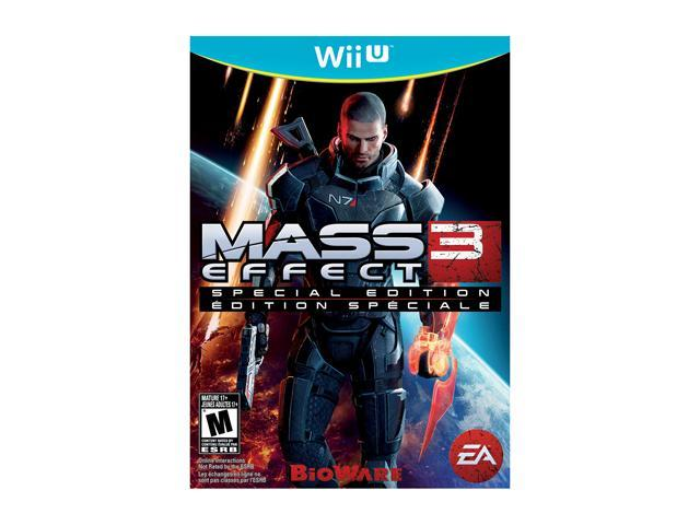 Mass Effect 3: Special Edition Wii U Game