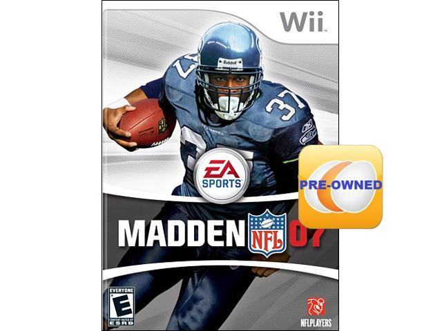 Pre-owned Madden NFL 07  Wii