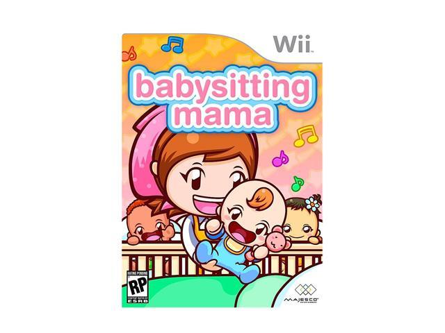 Babysitting Mama Wii Game