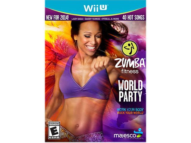 Zumba Fitness: World Party Wii U Game