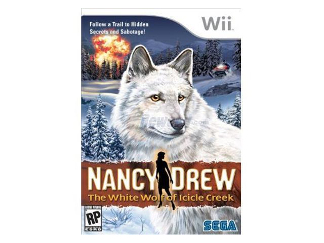 Nancy Drew: The White Wolf Wii Game